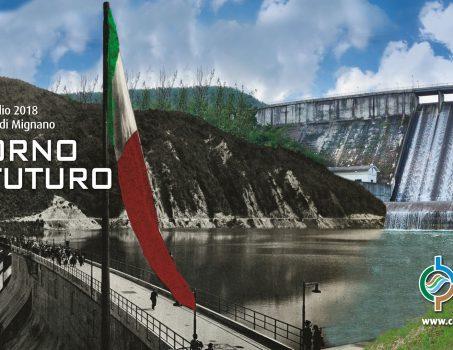 Inaugurazione diga di Mignano (Comune di Vernasca – PC) – Tavola Rotonda