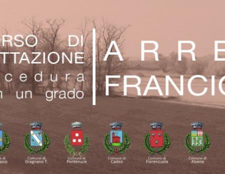 BANDO DI CONCORSO – ARREDI FRANCIGENI