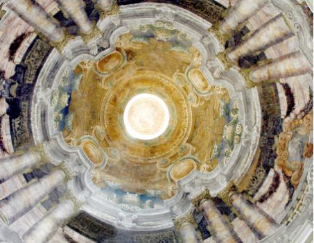 """Convegno Studi """"Struttura, architettura e decorazione delle cupole: grandezza e artificio a Roma e nel ducato farnesiano tra Cinque e Settecento"""""""